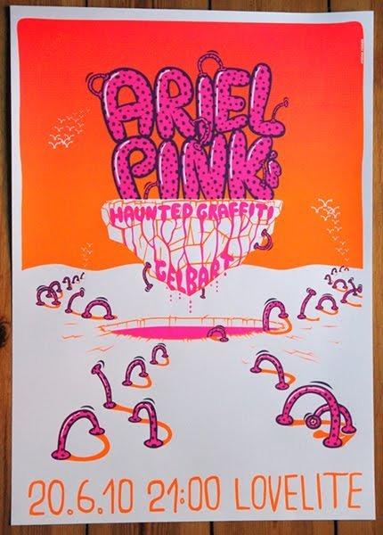 Ariel Pink Stefan Fahler