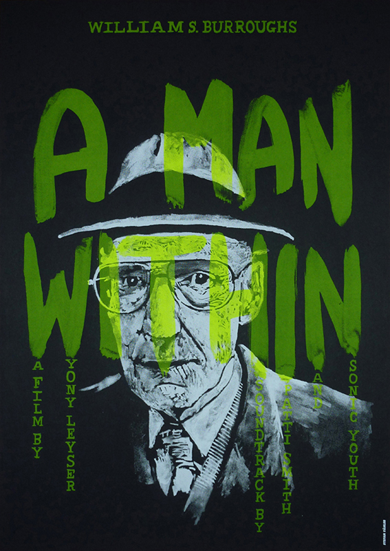 William S. Burroughs – A Man Within