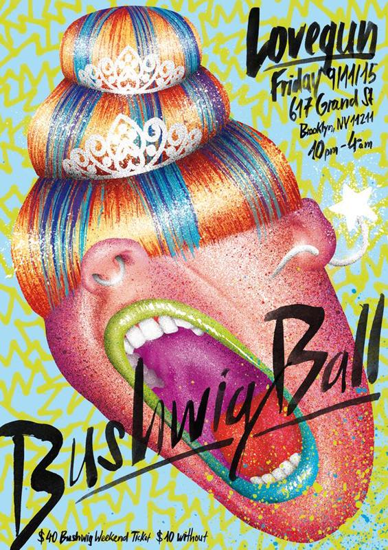 Bushwig Ball