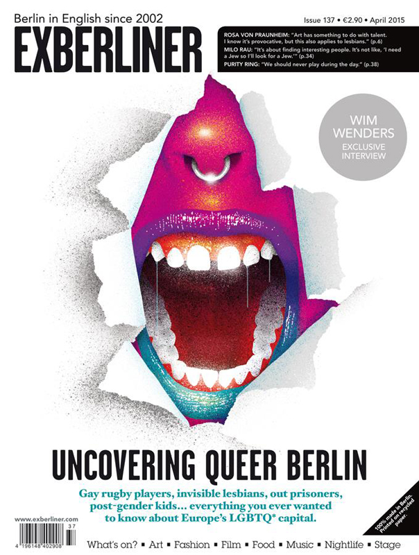 Exberliner Magazine – The Queer Issue