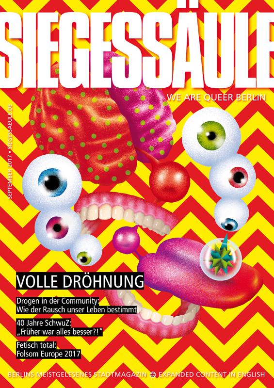 Siegessäule Magazine